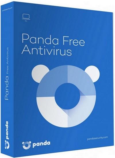 Panda Free Antivirus 18.0.5 - антивирус для Windows