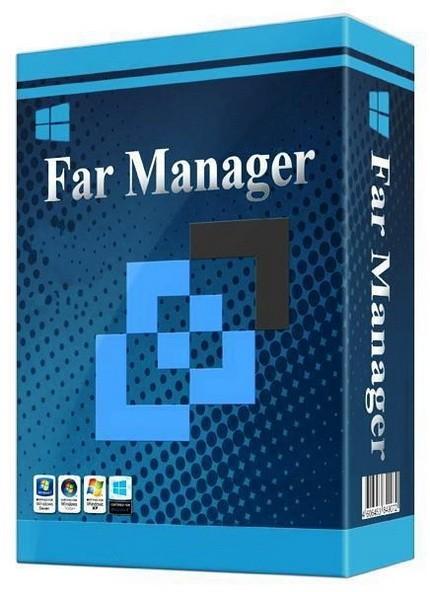 Far Manager 3.0.5186 Beta - отличный файловый менеджер