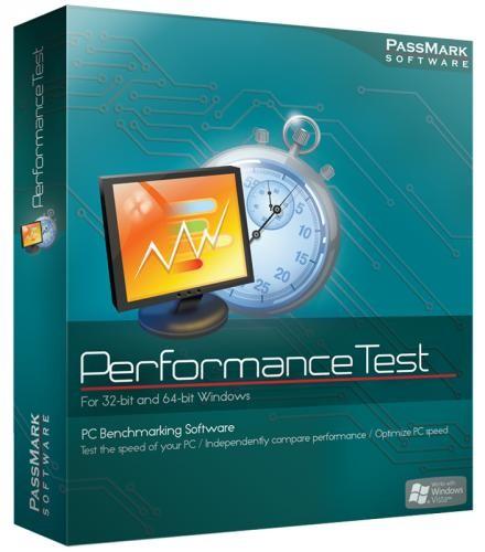 PassMark PerformanceTest 9.0 build 1025 - многогранное тестирование ПК