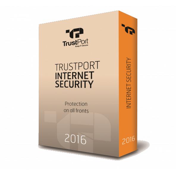 TrustPort Internet Security 17.0.4.7045 - отличный антивирус для Windows