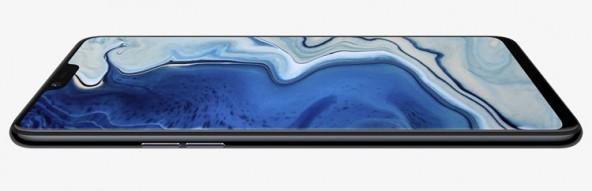 Смартфон Oppo A3 - середнячок с челкой