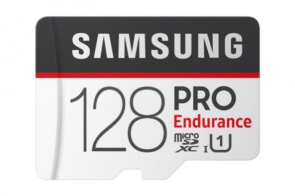 Samsung PRO Endurance - карты памяти повышенной надёжности