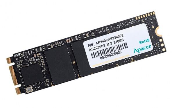 Apacer AS2280P2 - SSD M.2 NVMe