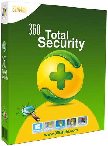 360 Total Security 9.6.0.1367 - Gizmod рекомендует