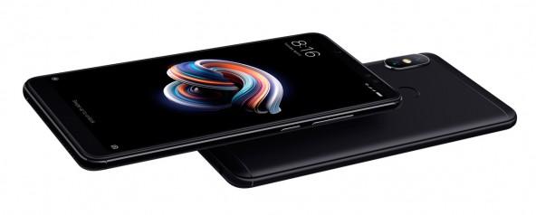 В России представлен Xiaomi Redmi Note 5