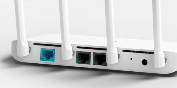 Представлен недорогой роутер Xiaomi Mi Router 4