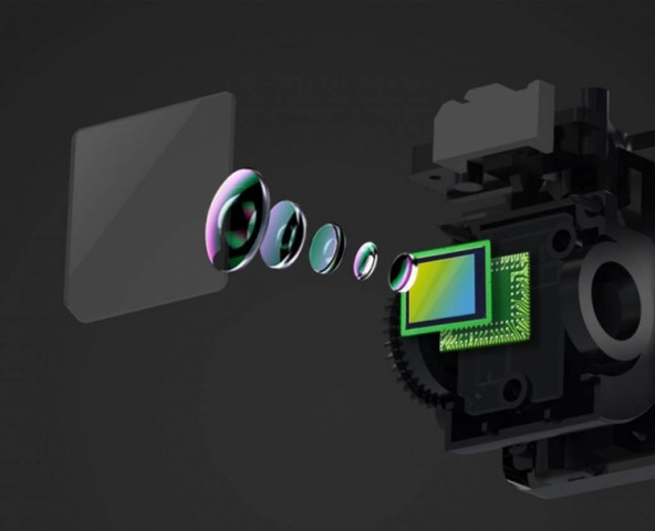 Квадрокоптер Xiaomi iDol с искусственным интеллектом