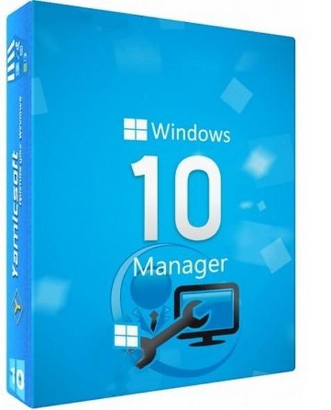 Windows 10 Manager 2.2.9 - настроит систему правильно