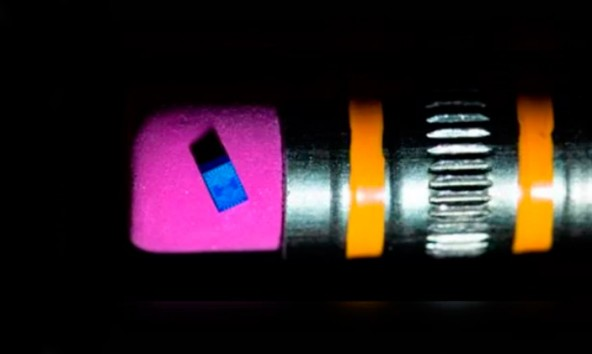 Самый маленький квантовый чип Intel