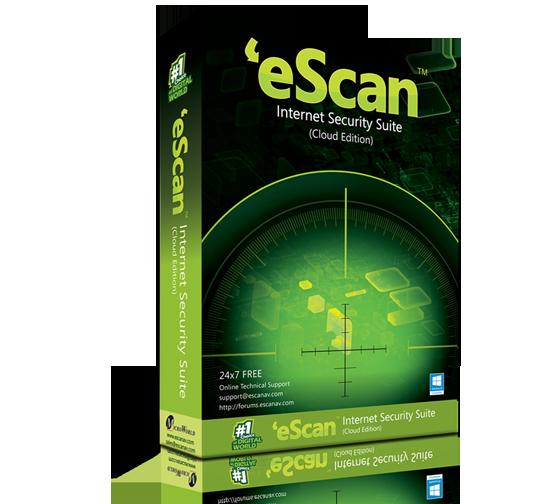 eScan 14.0.1400.2103 - хороший антивирус  для Windows