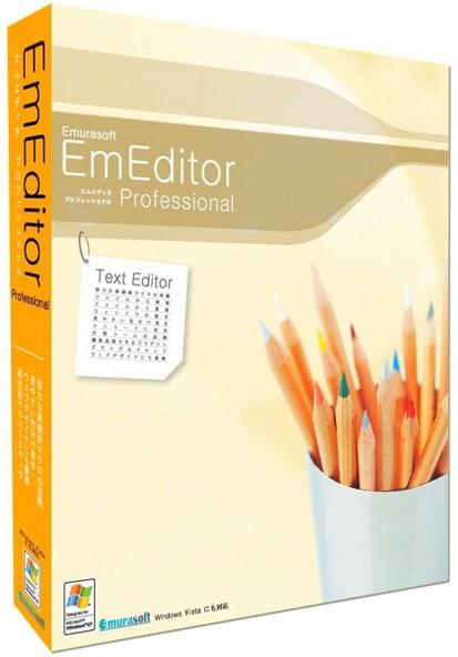 EmEditor 17.8.1 - идеальный текстовый редактор для Windows