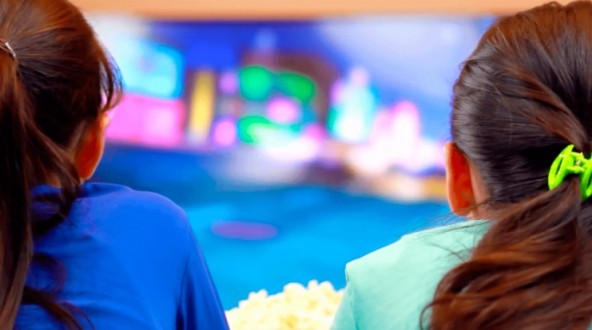 Подростки почти совсем не смотрят телевизор