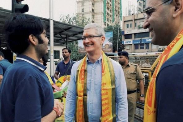 Производство iPhone 6s в Индии