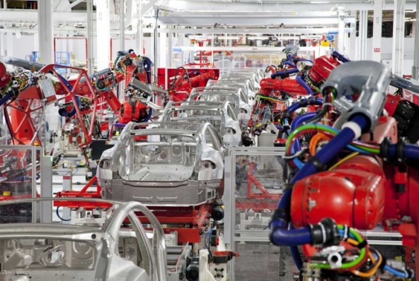 Tesla будет строить завод в Китае