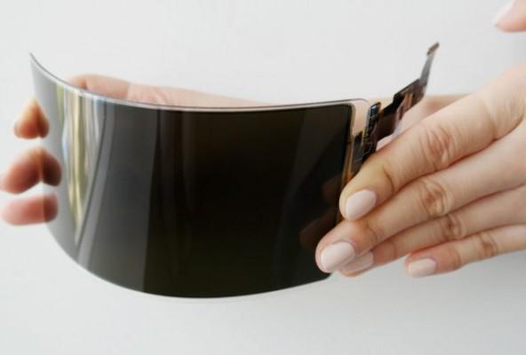 Гибкие и прочные OLED-дисплеи Samsung