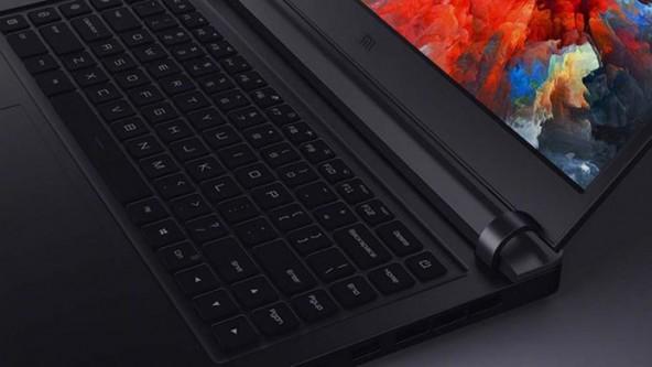 Новый игровой ноутбук Xiaomi Mi Gaming