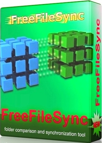 FreeFileSync 10.3 - удобная синхронизация данных
