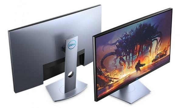 Новые мониторы Dell с частотой 155 Гц