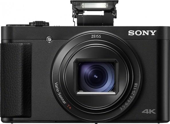 Компактные ультразумы Sony DSC-HX95 и DSC-HX99