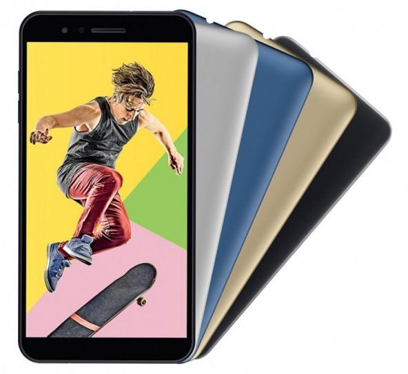 Бюджетный смартфон LG Candy