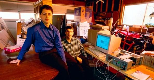 Google отмечает 20 летие