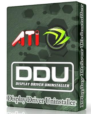 Display Driver Uninstaller 18.0.0 - полное удаление старых видеодрайверов