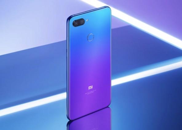 Представлены смартфоны Xiaomi Mi8 Lite и Mi8 Pro