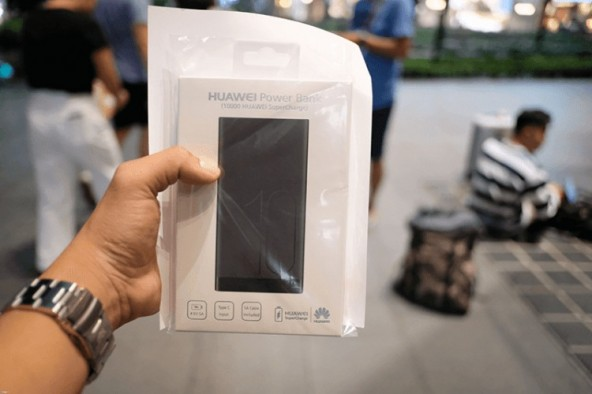 Huawei потроллила Apple