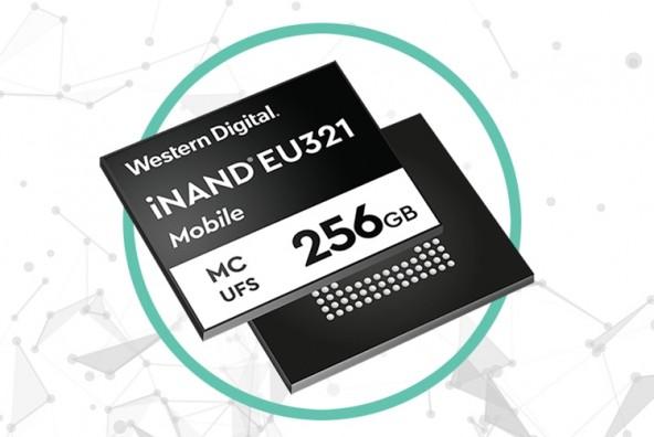 Western Digital создала 96-слойный модуль 3D NAND