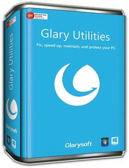 Glary Utilities 5.110.0.135 - самые популярные утилиты