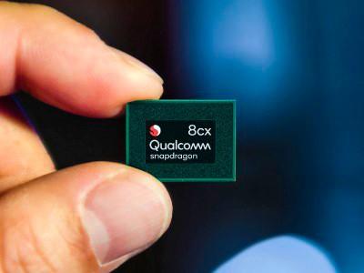 Qualcomm представила первый процессор для ноутбуков