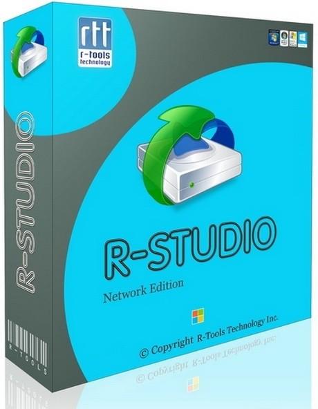 R-Studio 8.9.173593 - лушее восстановление данных для Windows