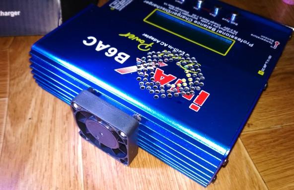 Прошивка и переделка iMAX B6 до 200w
