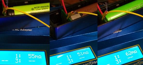 Сравнение и тест аккумуляторов LiitoKala 18650