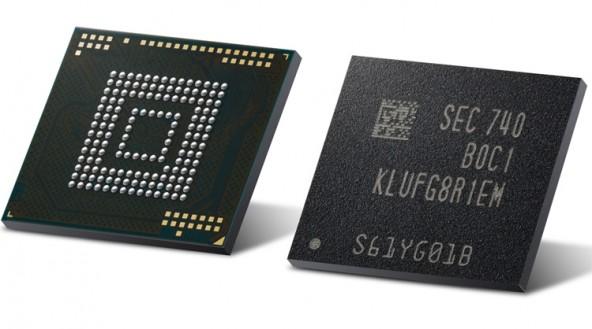 Samsung представила 1 ТБ модуль памяти