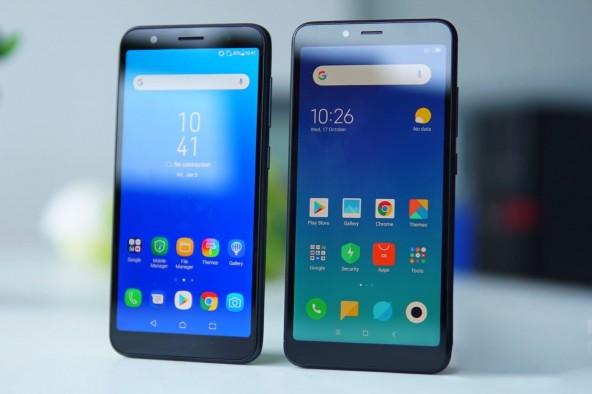 Redmi Go на чистом Android уже в России