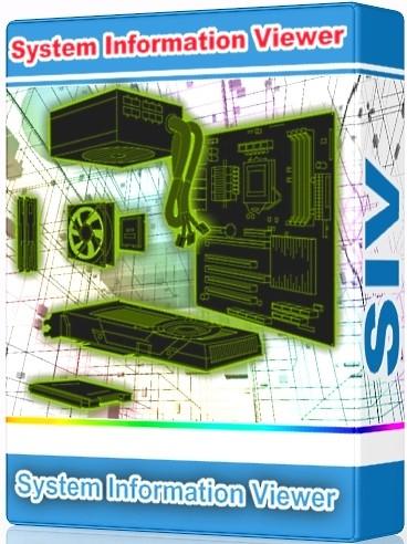 SIV (System Information Viewer)  5.38 Beta 10 - доступная информация о ПК