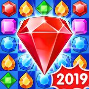 Jewel Legend 2.18.3 - три в ряд игры без интернета