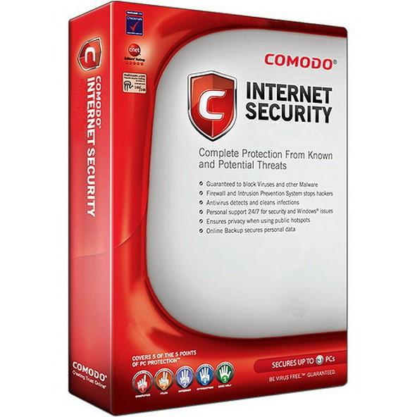 COMODO Internet Security 12.0.0.6818 - полезный файрвол для Windows