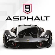 Asphalt 9 Легенды 1.5.4a - Аркадная экшн гонка 2019 года
