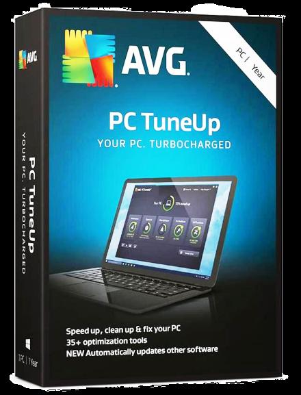 AVG PC TuneUp 19.1.1098 - настрой систему на быстродействие