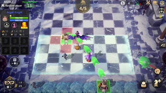 Auto Chess 0.1.7 - удивительные шахматные баталии
